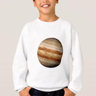 惑星のジュピターv.4 (太陽系)の~ スウェットシャツ