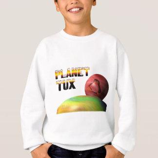 惑星のタキシード スウェットシャツ