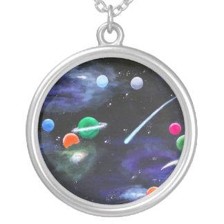 惑星のネックレス オリジナルネックレス