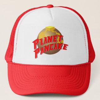 惑星のパンケーキ帽子 キャップ