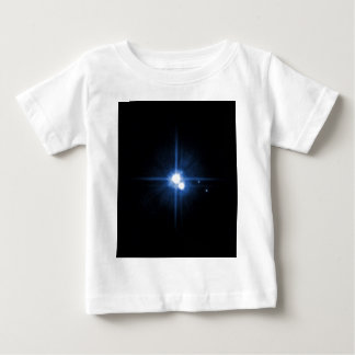 惑星のプルートの月のCharon NASA ベビーTシャツ