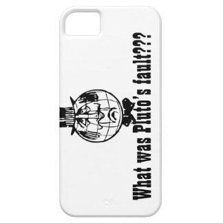 惑星のプルートのiPhone 5の穹窖の箱 iPhone SE/5/5s ケース
