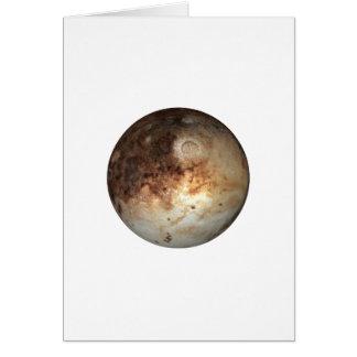 惑星のプルート(太陽系)の~~ カード