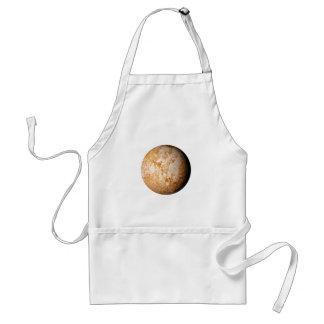 惑星のプルート(太陽系)の~~ スタンダードエプロン