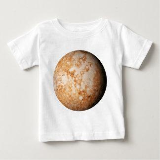 惑星のプルート(太陽系)の~ ベビーTシャツ