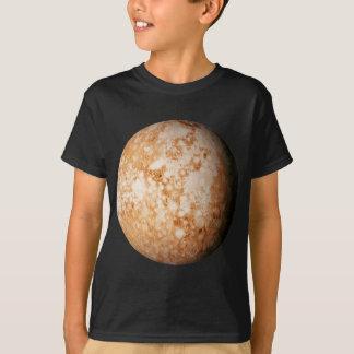惑星のプルート(太陽系)の~ Tシャツ