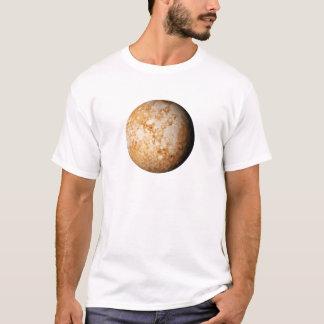 惑星のプルート(太陽系)の~~ Tシャツ