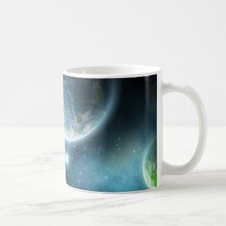 惑星のマグ コーヒーマグカップ