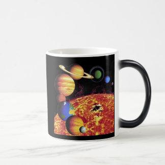 惑星のマグ モーフィングマグカップ