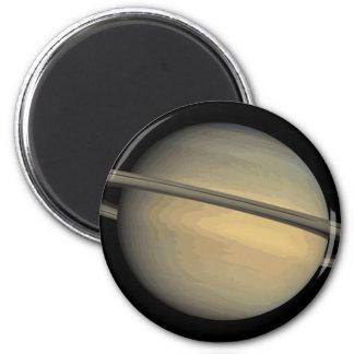 惑星の土星の太陽系 マグネット