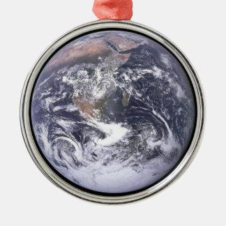 惑星の地球のオーナメント メタルオーナメント