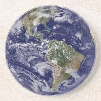 惑星の地球のコースター コースター
