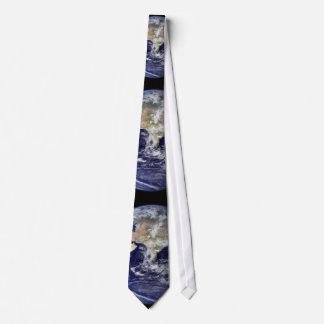 惑星の地球のタイ オリジナルネクタイ