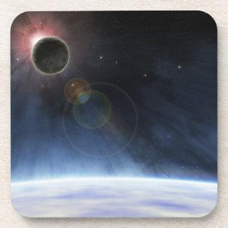 惑星の地球の外の大気 コースター