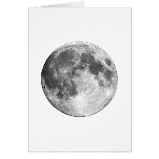 惑星の地球の月(太陽系)の~~ カード