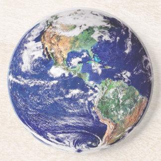 惑星の地球 コースター