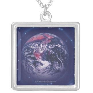 惑星の地球 ネックレス