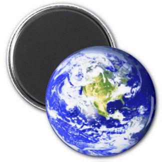 惑星の地球 マグネット