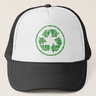 惑星の地球、記号を救うためにリサイクルします キャップ