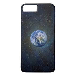 惑星の地球 iPhone 8 PLUS/7 PLUSケース