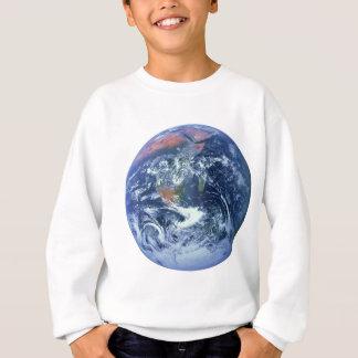 惑星の地球v2 (太陽系)の~ スウェットシャツ