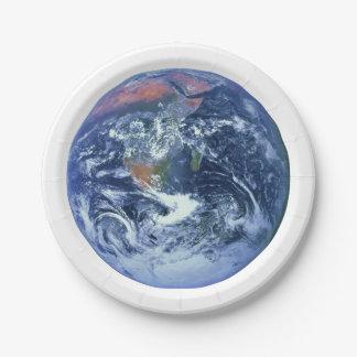 惑星の地球v2 (太陽系)の~ ペーパープレート