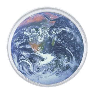 惑星の地球v.2 (太陽系)の~ Ke シルバー ラペルピン