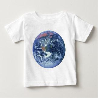 惑星の地球v.2 (太陽系)の~ Ke ベビーTシャツ