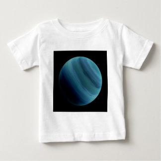 惑星の天王星の自然な(太陽系) ~~ ベビーTシャツ