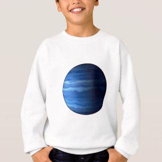惑星の天王星v2 (太陽系)の~~ スウェットシャツ