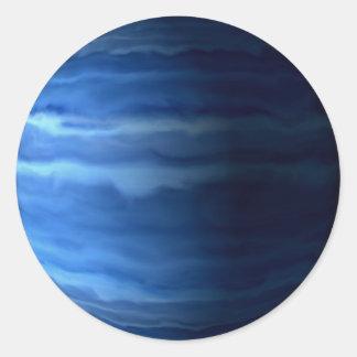 惑星の天王星v2 (太陽系)の~ ラウンドシール