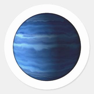 惑星の天王星v2 (太陽系)の~~ ラウンドシール