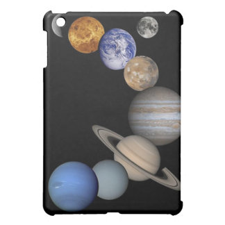 惑星の宇宙 iPad MINI CASE