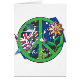 惑星の平和 カード