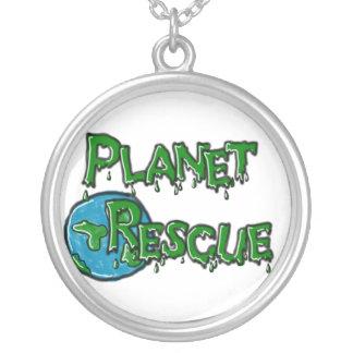 惑星の救助のネックレス オリジナルネックレス