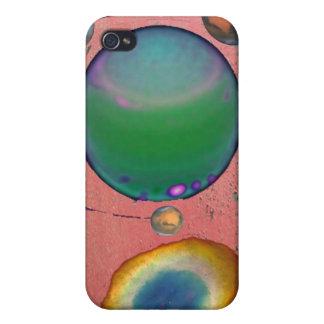 惑星の星雲iPhone4の箱 iPhone 4/4Sケース