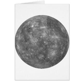 惑星の水星(太陽系)の~ カード