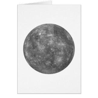 惑星の水星(太陽系)の~~ カード