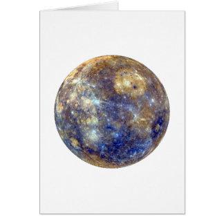 惑星の水星v2 (太陽系)の~~ カード