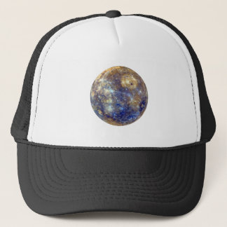 惑星の水星v2 (太陽系)の~~ キャップ