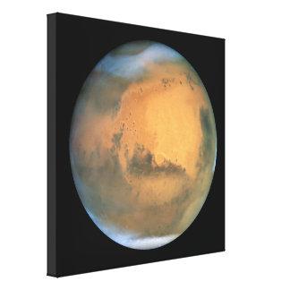 惑星の火星 キャンバスプリント