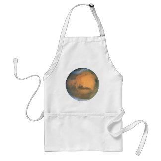 惑星の火星 スタンダードエプロン