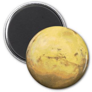 惑星の火星 マグネット