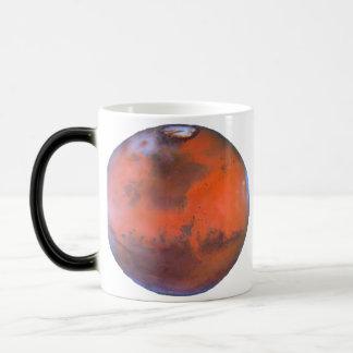 惑星の火星 モーフィングマグカップ