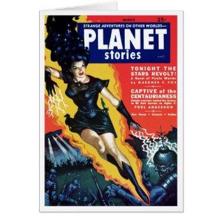 惑星の物語-星の反乱カード カード
