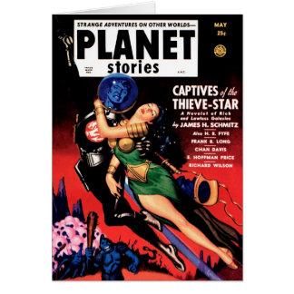 惑星の物語- Thieve星の捕虜 カード