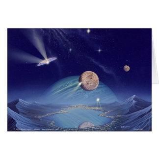 惑星の秋 カード