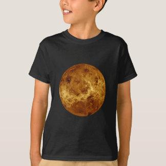 惑星の金星のレーダーの眺め(太陽系)の~~~ Tシャツ