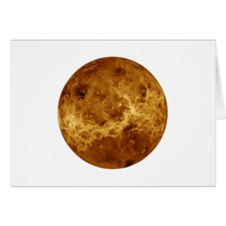 惑星の金星のレーダーの眺め(太陽系) ~~~.png カード
