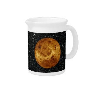 惑星の金星のレーダーの眺め(太陽系) ~~~.png ピッチャー